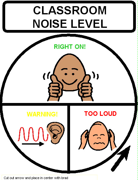 Classroom Noise Feedback Modulator