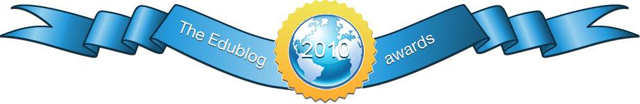 Edublog Award Banner