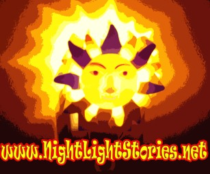 Badge for Night Light Stories Dot Net