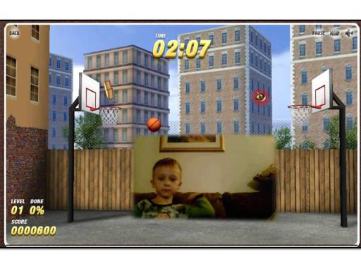 Screenshot of PlaydoJam, One player