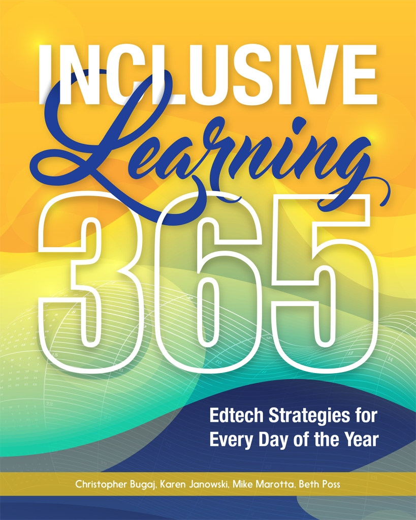 Inclusive Learning 365 Book Cover
